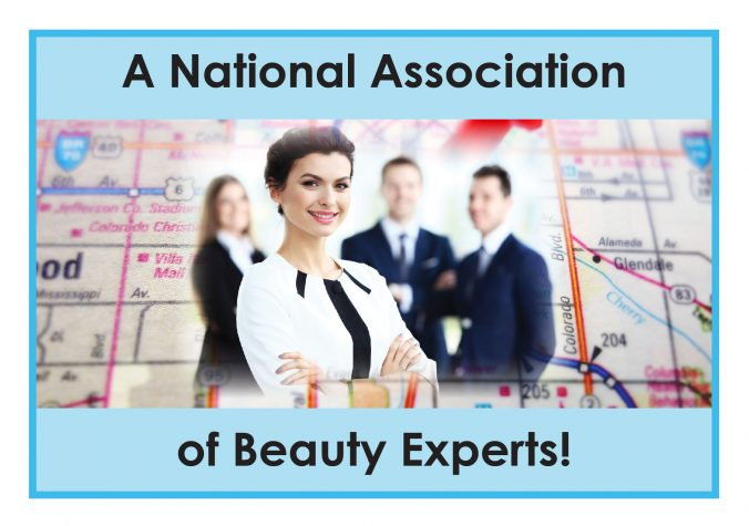 A National Association of Beauty Experts!