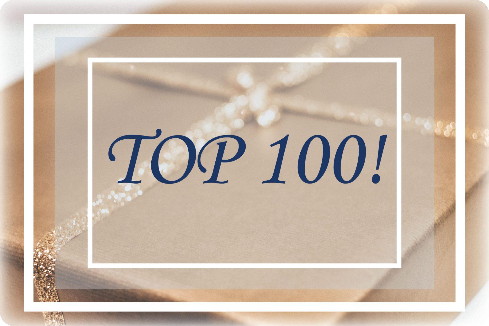 ABE Blog Top 100!