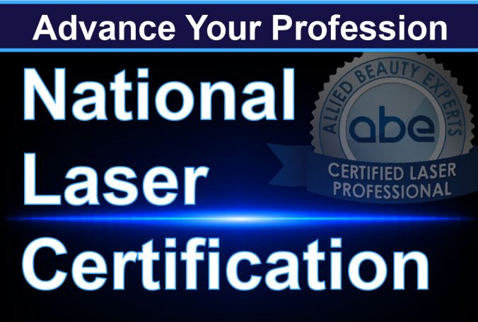 Certified Laser Professional