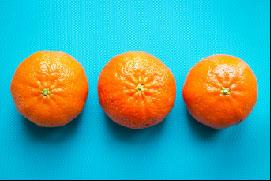 Tangerine Color